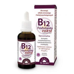 B12 Fosfolipidy FORTE  Liposomalna