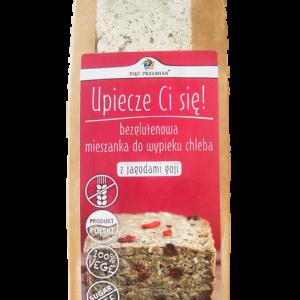 Mieszanka chleba bezglutenowego z goji 500 g
