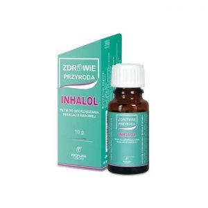 INHALOL – płyn do sporządzania inhalacji parowej, 10 g