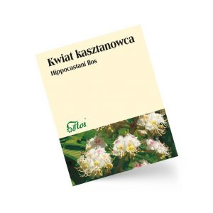 Kwiat kasztanowca