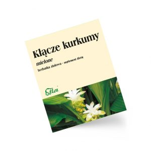 Kurkuma kłącze, herbatka ziołowa, suplement diety 100 g