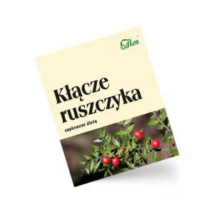 Ruszczyk kłącze 50 g – suplement diety