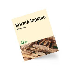 Łopian korzeń 50 g – suplement diety