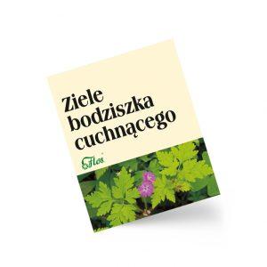Bodziszek cuchnący ziele 50 g – produkt kosmetyczny