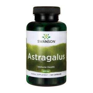 Astragalus ekstrakt 120 kaps – suplement diety