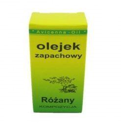Avicenna-Oil Olejek Naturalny Różany7Ml