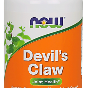NOW Foods Devil's Claw 100kaps suplement diety