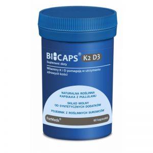 BICAPS® K2 D3