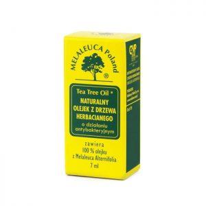 MELALEUCA  Tree Oil naturalny olejek z drzewa herbacianego 100% 7ml