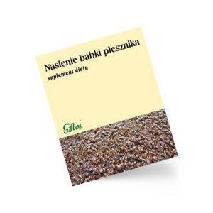 Babka płesznik nasienie, suplement diety – 100 g