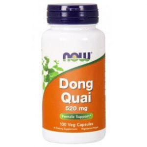 DONG QUAI 520 MG 100kaps suplement diety