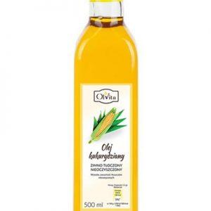 Olej kukurydziany 500 ml – OLVITA