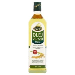Olej z ryżu (ryżowy) 700ml*SURINY*