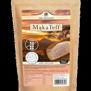Mąka TEFF bezglutenowa 500 g