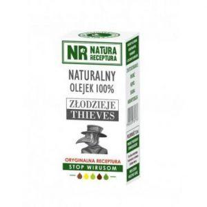 Natura Receptura – Olejek Złodzieje     10 ml