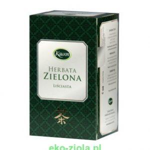Zielona herbata Liściasta 80g