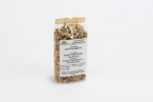 DANG SHEN – Radix Codonopsis Pilosulae – Korzeń dzwonkowca wschodniego 100g