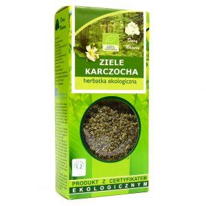 Karczoch liść, herbatka ziołowa suplement diety 50 g