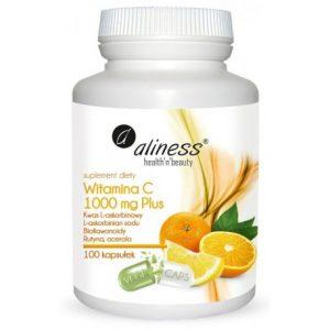 Witamina C 1000 mg Plus Suplement diety