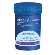 Bicaps Gastron 60 kapsułek