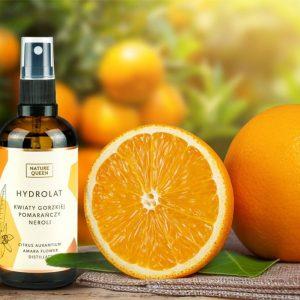 Nature queen Hydrolat z Gorzkiej Pomarańczy Neroli