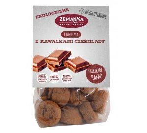 Ciasteczka z kawalkami czekolady