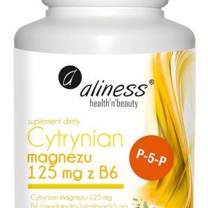Cytrynian magnezu 100kaps