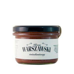 Krem śniadaniowy warszawski