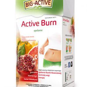 Active Burn fix