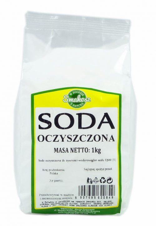 Soda oczyszczona 1kg